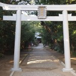 江田神社(宮崎県宮崎市)