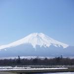 富士山(山梨県・静岡県)