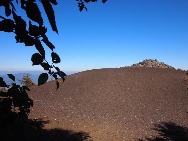 小富士山頂3