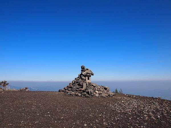 小富士山頂1