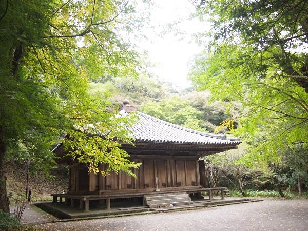 富貴寺本堂