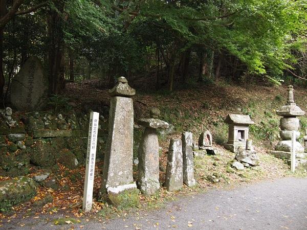 富貴寺石塔2