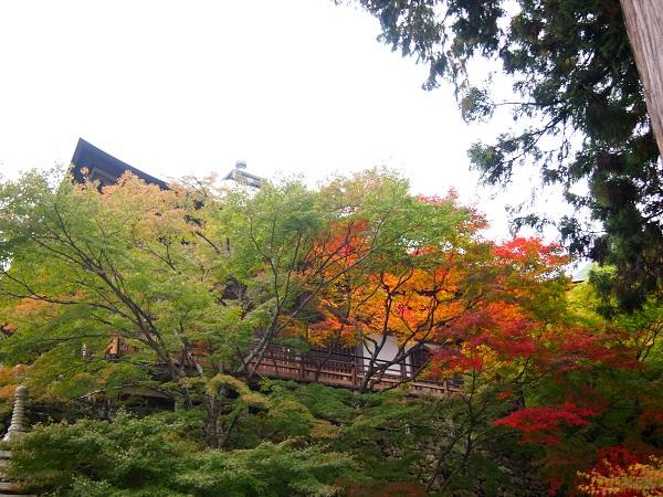 両子寺護摩堂