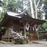 幣立神宮(熊本県山都町)