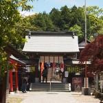 霞神社(宮崎県高原町)
