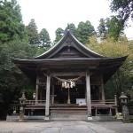 国造神社(熊本県阿蘇市)
