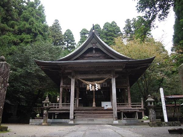 国造神社本殿