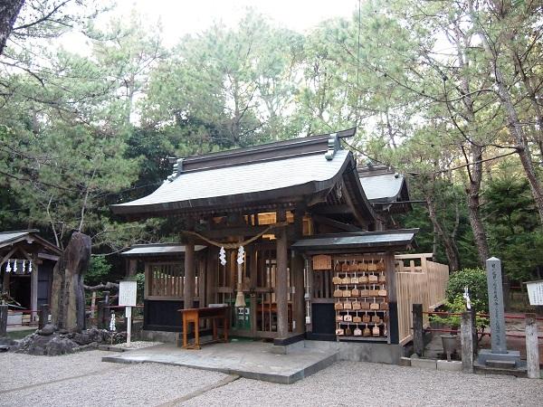 みそぎが池禊神社
