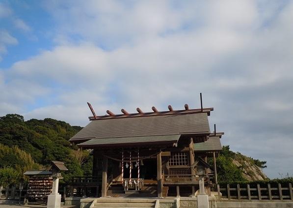 大御神社社殿
