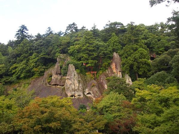 那谷寺奇岩