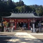 大山阿夫利神社(神奈川県伊勢原市)