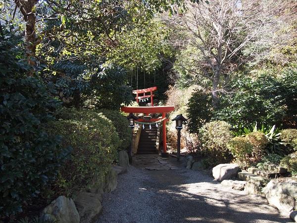武州柿生琴平神社稲荷1