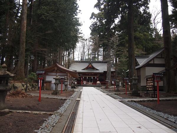 富士山東口本宮浅間神社拝殿4