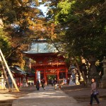 鹿島神宮(茨城県鹿島市)
