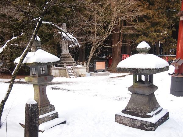 北口本宮浅間神社境内1