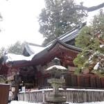 北口本宮浅間神社(山梨県富士吉田市)