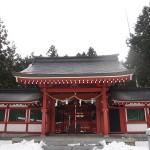 富士御室浅間神社(山梨県河口湖町)