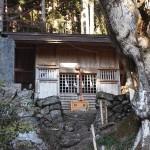 軍刀利神社(山梨県上野原市)