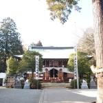 三之宮比々多神社(神奈川県伊勢原市)