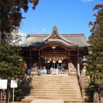 六所神社(神奈川県大磯町)