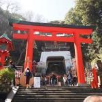 江の島神社(神奈川県藤沢市)