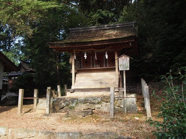大和神社御旅所神社