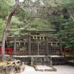 檜原神社(奈良県桜井市)