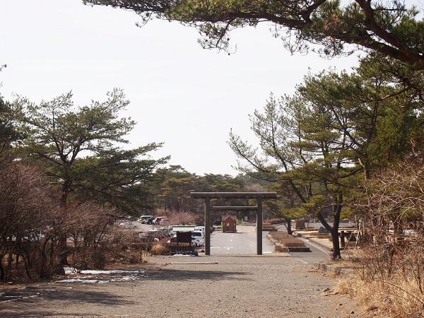 高千穂河原鳥居2