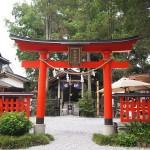 秩父今宮神社(埼玉県秩父市)