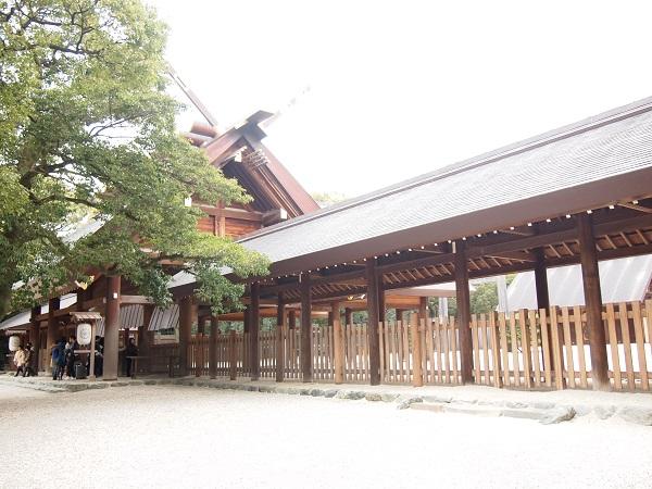 熱田神宮本宮5