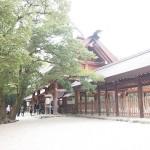 熱田神宮(愛知県名古屋市)