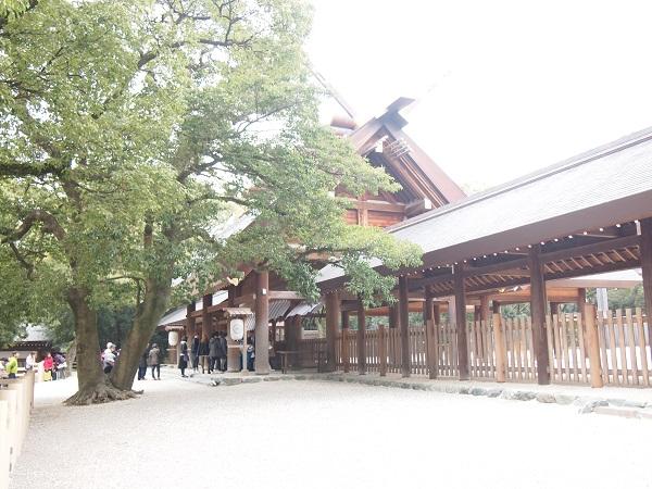 熱田神宮本宮2