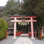 天河神社/禊殿(奈良県天川村)