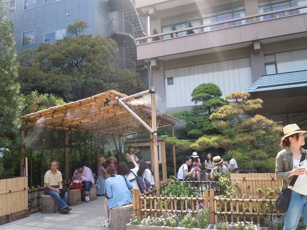 東京大神宮境内2