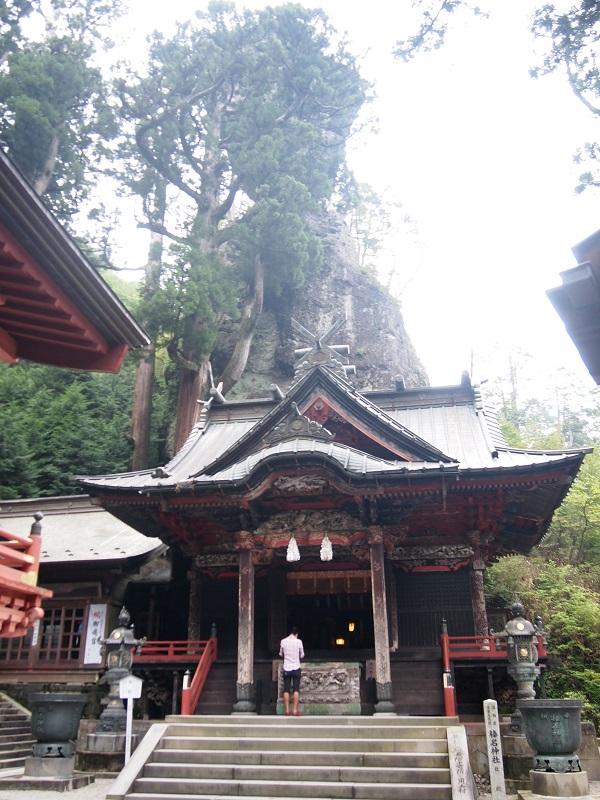 榛名神社 拝殿