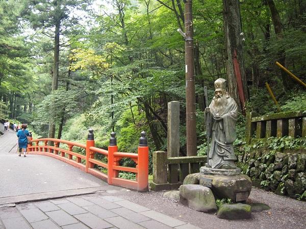 榛名神社 寿老人