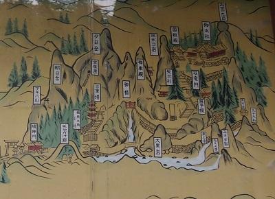 榛名神社 図