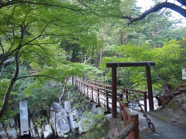 御岳昇仙峡峡渓谷5