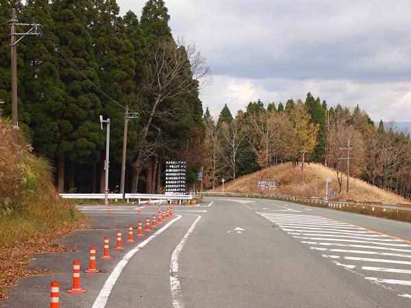 押戸ノ石 道順1