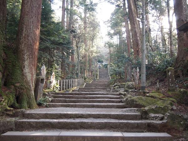 大雄山最乗寺 参道