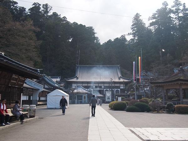 大雄山最乗寺 境内