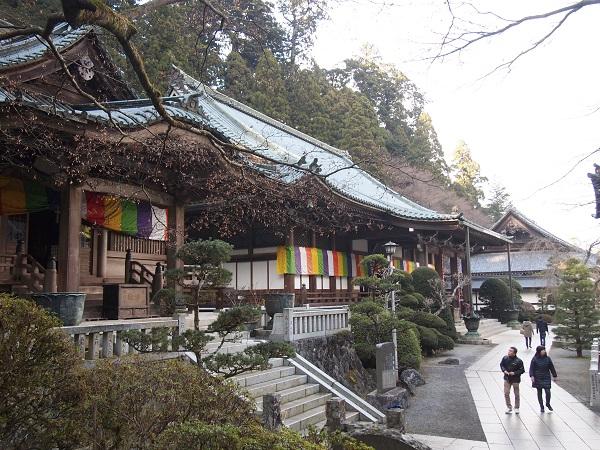 大雄山最乗寺 本堂