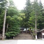 諏訪大社(長野県諏訪市)