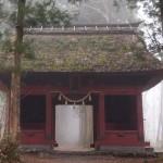 戸隠神社奥社(長野県長野市)
