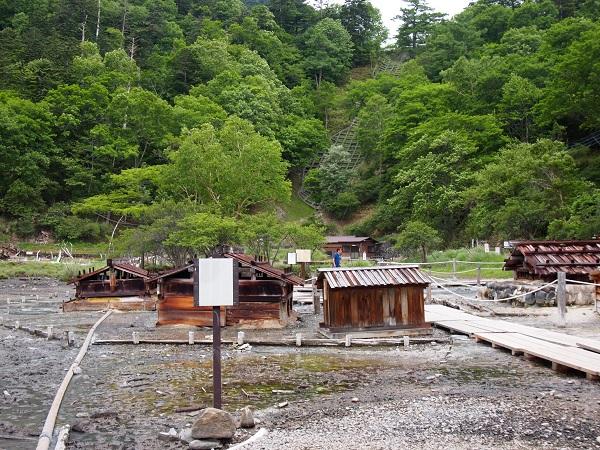 日光山温泉寺原泉