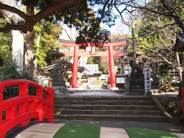 白浜神社鳥居2