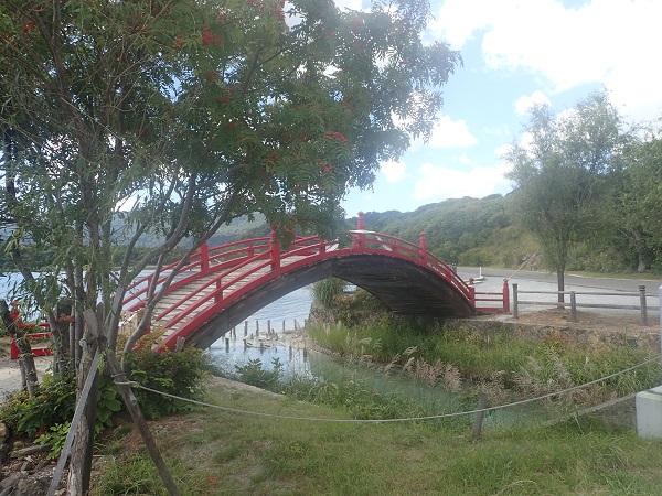 恐山 三途の川