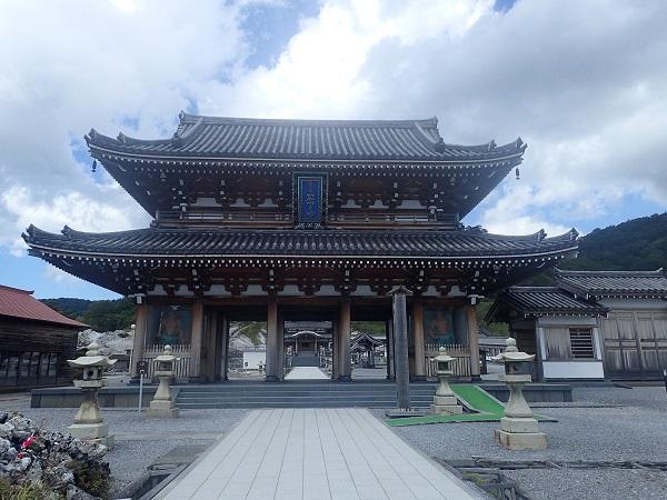恐山 菩提寺2